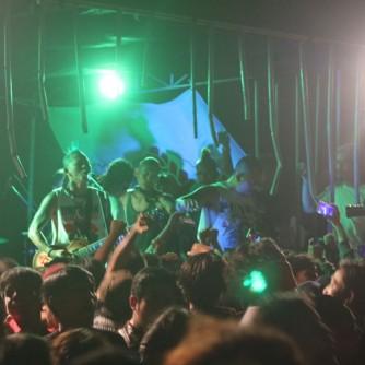 Dokumentasi konser Semakin Dibungkam Semakin Melawan, 10 Desember 2017 03