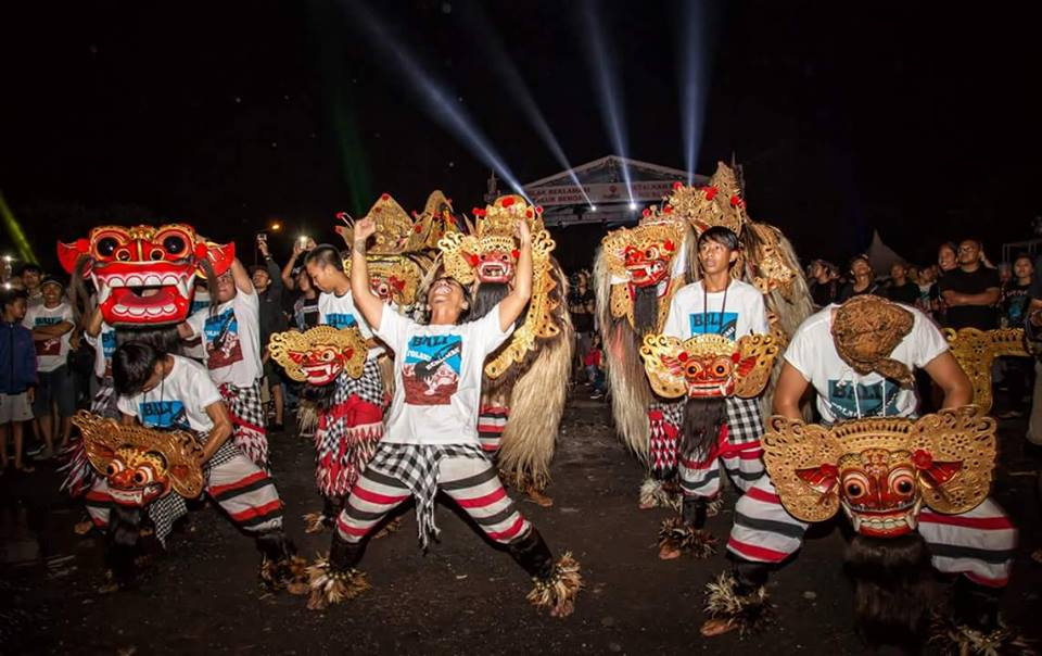 Sacred Barong Dance as Symbol of Resistance Against Benoa Bay Reclamation Bad Energy