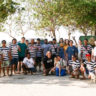 foto Beach Clean Up oleh Komunitas Leak Sanur 22 Mei 2018 (2)