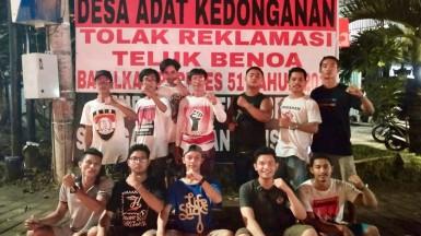 2019-01-12-Pers Rilis-Siap Melawan Izin Lokasi Reklamasi Teluk Benoa Yang Baru, Dua Desa Adat Serentak Dirikan Baliho