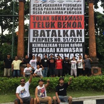 2019-01-19-dokumentasi rilis Izin Lokasi Terbit, Perlawanan Rakyat Bali Terus Bergulir (1)