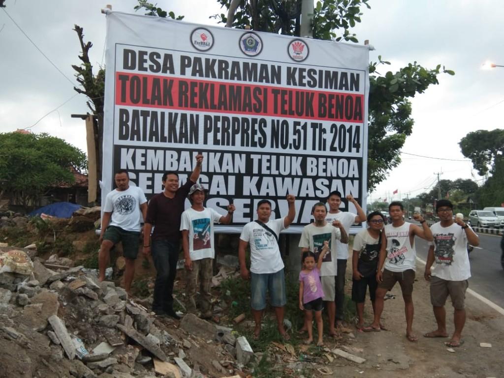 2019-01-19-dokumentasi rilis Izin Lokasi Terbit, Perlawanan Rakyat Bali Terus Bergulir (2)